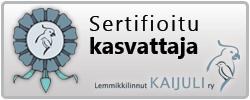Kasvattaja sertifikaatti